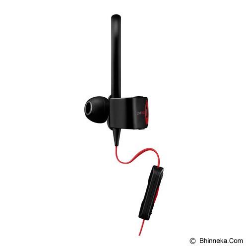 BEATS™ BY DRE™ Powerbeats™ 2 Wireless In-Ear Headphone [MHBE2PA/A] - Black - Earphone Ear Monitor / Iem